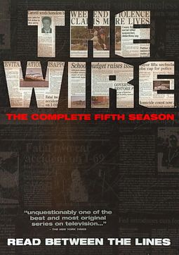 Wire - The Complete Fifth Season