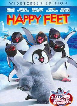 Happy Feet/The Amazing Panda Adventure