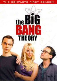 Big Bang Theory - The Complete First Season