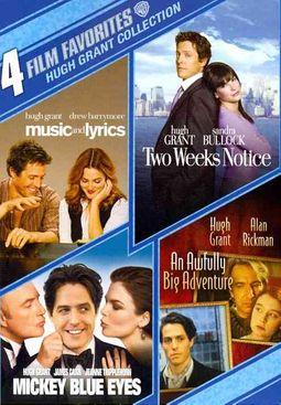 4 Film Favorite - Hugh Grant Collection