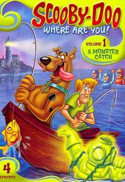 Scooby-Doo, Where Are You! - Season 1, Volume 1