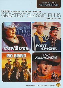 TCM Greatest Classic Films: John Wayne Westerns
