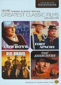 TCM Greatest Classic Films: John Wayne Westerns