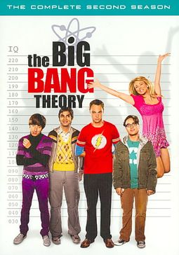 Big Bang Theory - The Complete Second Season
