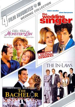 Wedding Collection: 4 Film Favorites