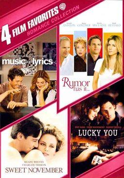 Romance Collection: 4 Film Favorites