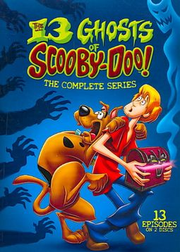 13 Ghosts of Scooby-Doo!