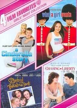 Girls' Night Collection: 4 Film Favorites