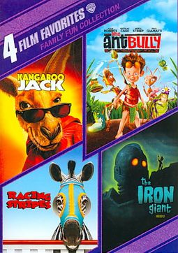Family Fun Collection: 4 Film Favorites