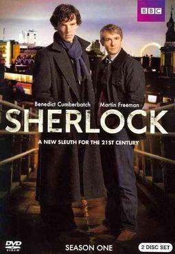 Sherlock: Complete Series 1