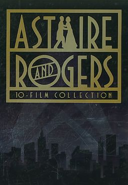 Astaire and Rogers: 10-Film Collection