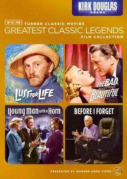 TCM Greatest Classic Legends Film Collection: Kirk Douglas Drama