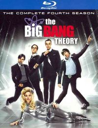 Big Bang Theory: The Complete Fourth Season