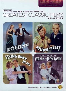 TCM Greatest Classic Films Collection: Astaire and Rogers, Vol. 2