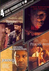 Denzel Washington Collection: 4 Film Favorites