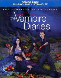 Vampire Diaries: The Complete Third Season