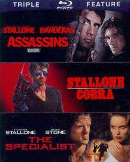 Assassins/Cobra/The Specialist