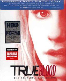 True Blood:The Complete Fifth Season