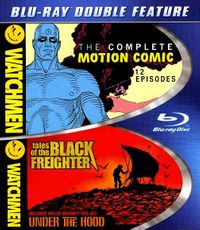 Watchmen: The Complete Motion Comic/Tales of the Black Freighter