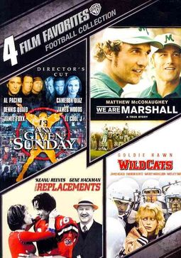 Football Collection: 4 Film Favorites