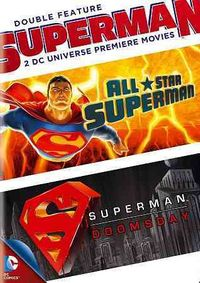 Superman Double Feature: All Star Superman/Superman - Doomsday