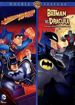 Batman Superman Movie/The Batman vs. Dracula