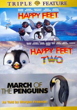 Happy Feet/Happy Feet Two/March of the Penguins