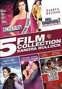 5 Film Collection: Sandra Bullock