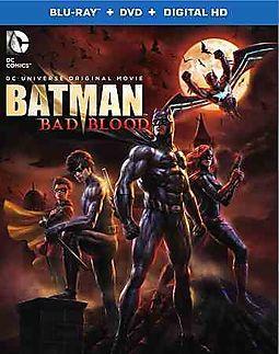 BATMAN:BAD BLOOD (Includes UltraViolet)
