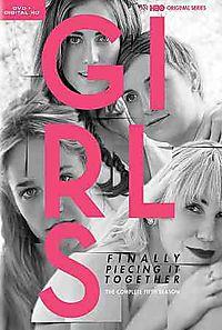 GIRLS:COMPLETE FIFTH SEASON