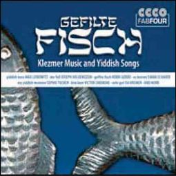 Gefilte Fisch: Klezmer Music and Yiddish Songs [Box]