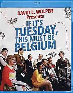 IF IT'S TUESDAY THIS MUST BE BELGIUM