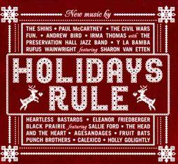 Holidays Rule [Digipak]
