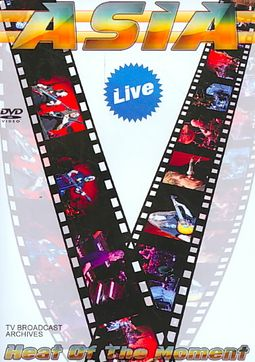 Heat of the Moment: Live [DVD]
