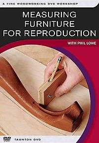 MEASURING FURNITURE FOR REPRODUCTION