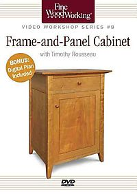 FRAME AND PANEL CABINET